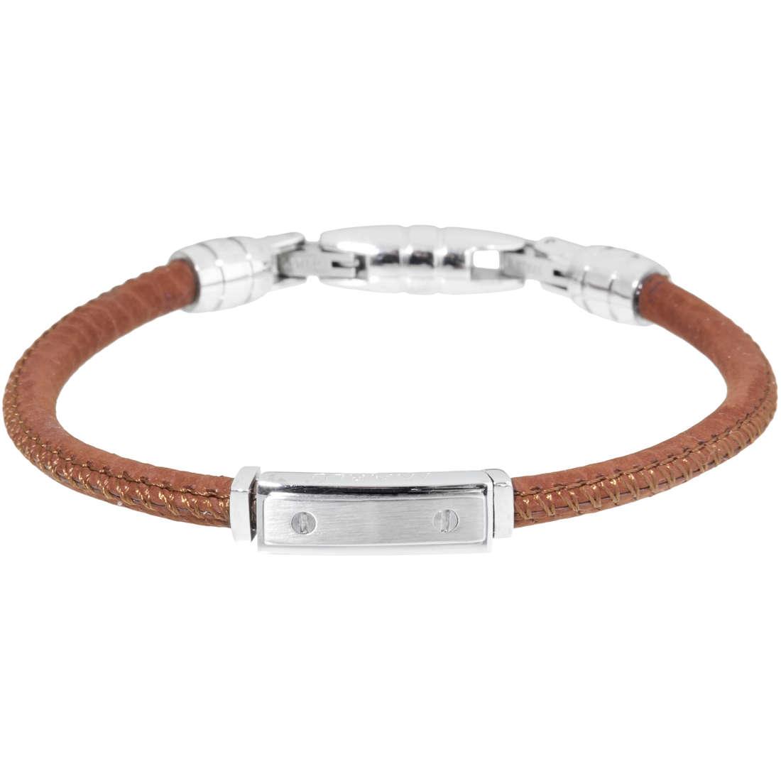 bracelet man jewellery Marlù Man Class 4BR1710RM