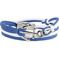 bracelet man jewellery Marlù My Riccione 11BR021BW