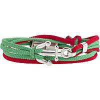 bracelet man jewellery Marlù My Riccione 11BR021VR