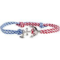 bracelet man jewellery Marlù My Riccione 11BR022RB