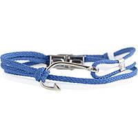 bracelet man jewellery Marlù My Riccione 11BR023BW