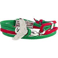 bracelet man jewellery Marlù My Riccione 11BR024VR