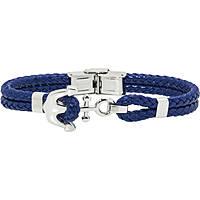 bracelet man jewellery Marlù My Riccione 11BR025BB