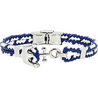 bracelet man jewellery Marlù My Riccione 11BR025BW