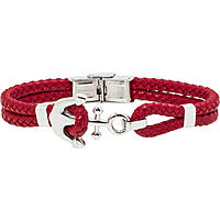 bracelet man jewellery Marlù My Riccione 11BR025RR