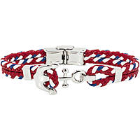 bracelet man jewellery Marlù My Riccione 11BR025RW