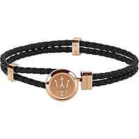 bracelet man jewellery Maserati JM416AIK10