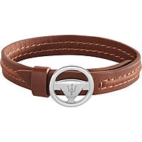bracelet man jewellery Maserati  Maserati J JM118AMC05
