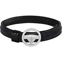 bracelet man jewellery Maserati  Maserati J JM118AMC06