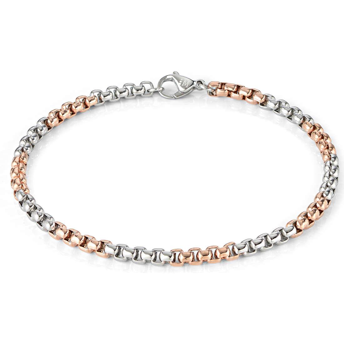 bracelet man jewellery Morellato Alfa SAEV23