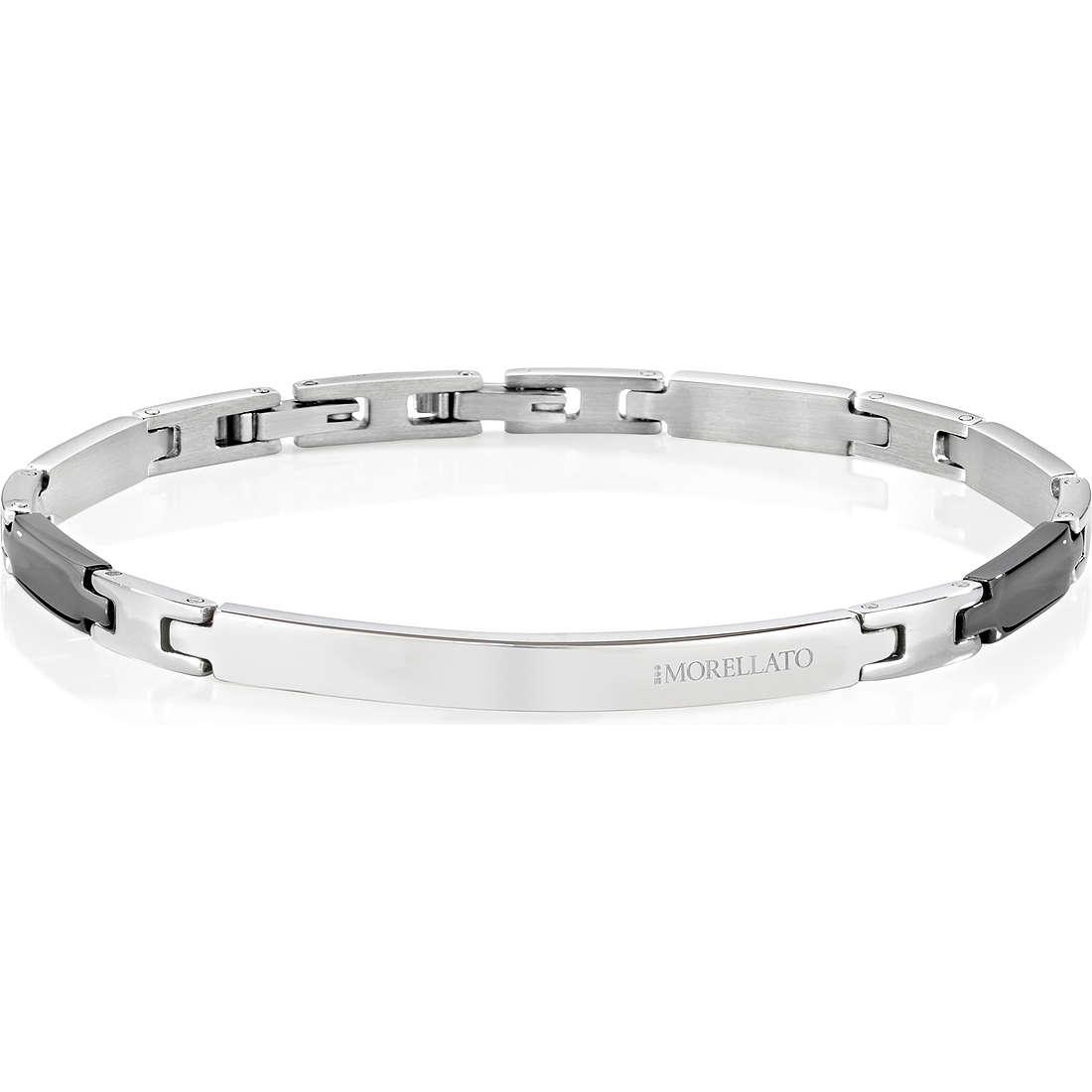 bracelet man jewellery Morellato Alfa SAEV37