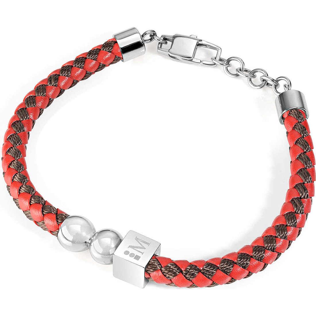bracelet man jewellery Morellato Black & White SYY01