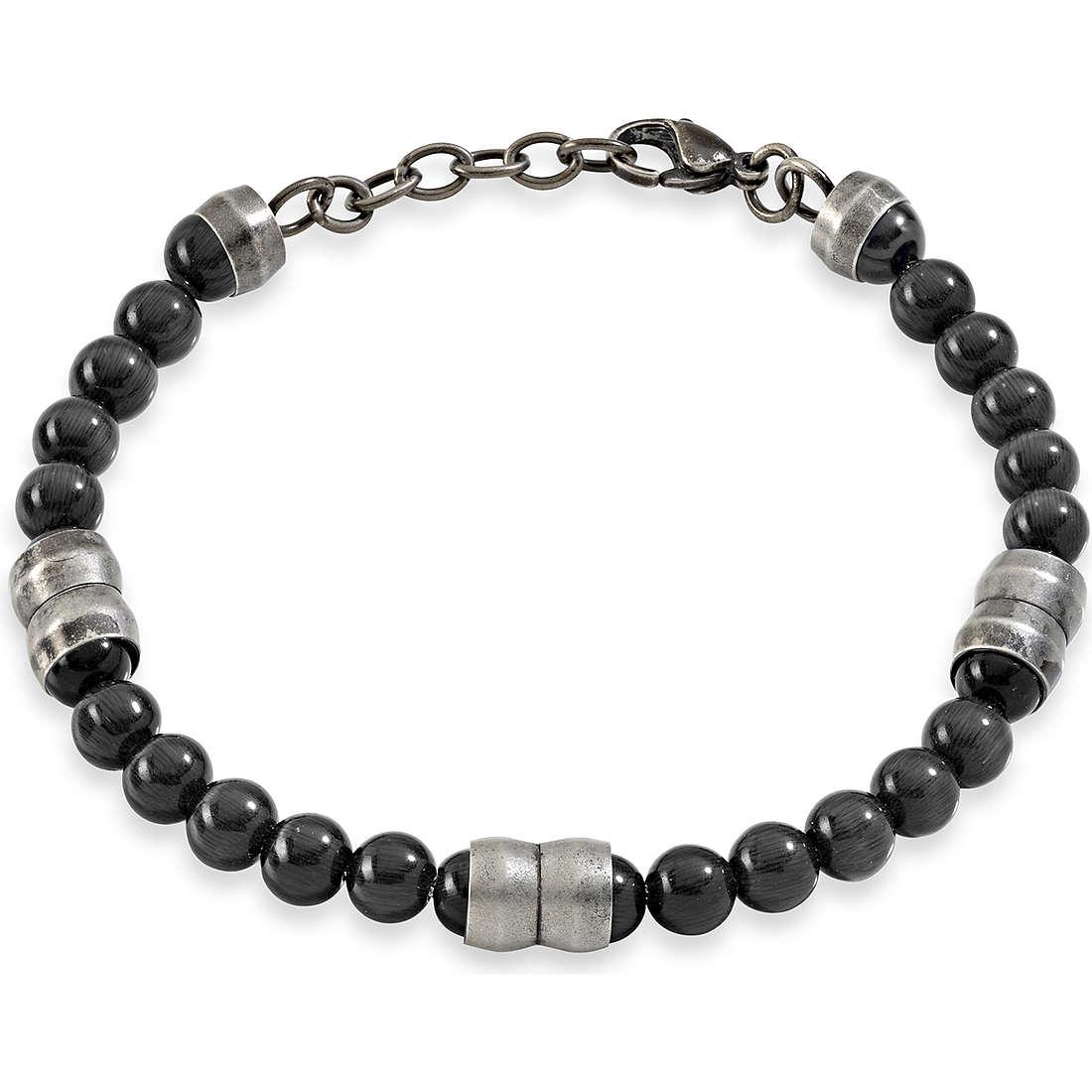 bracelet man jewellery Morellato Boules SACT02