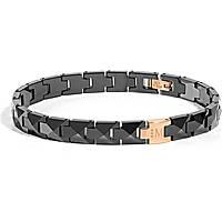 bracelet man jewellery Morellato Boules SACU03