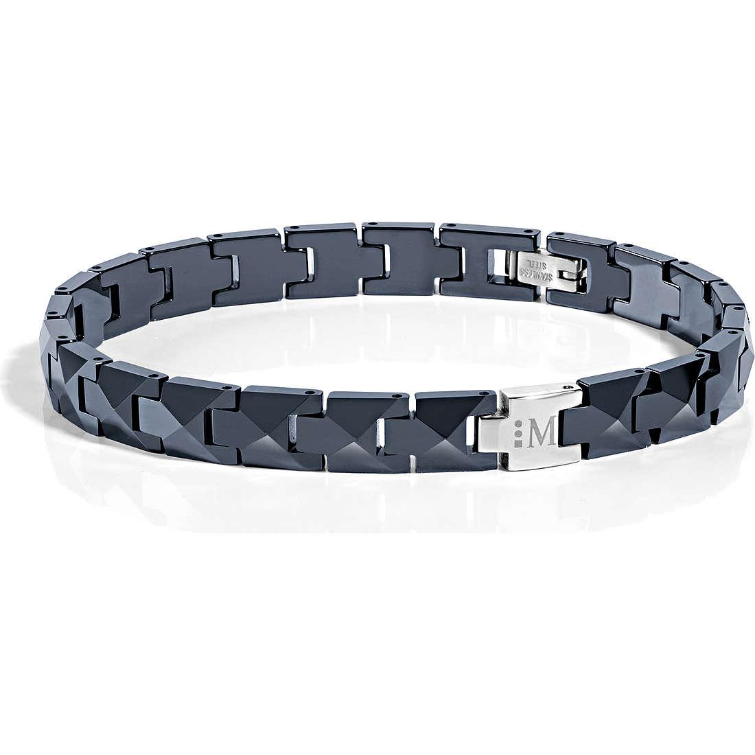 bracelet man jewellery Morellato Boules SACU04