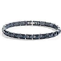 bracelet man jewellery Morellato Boules SACU06