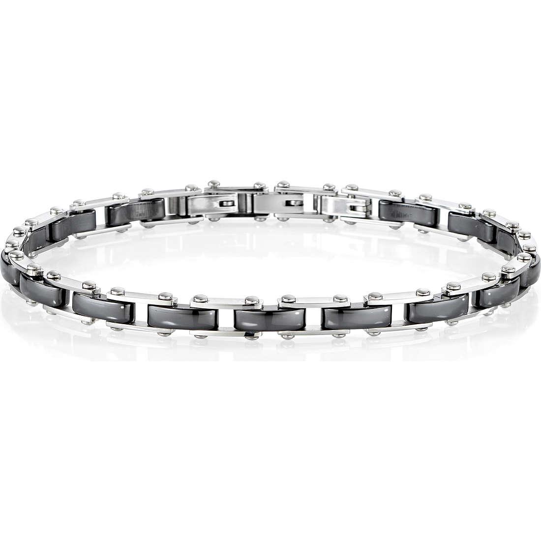 bracelet man jewellery Morellato Ceramic SAEV04