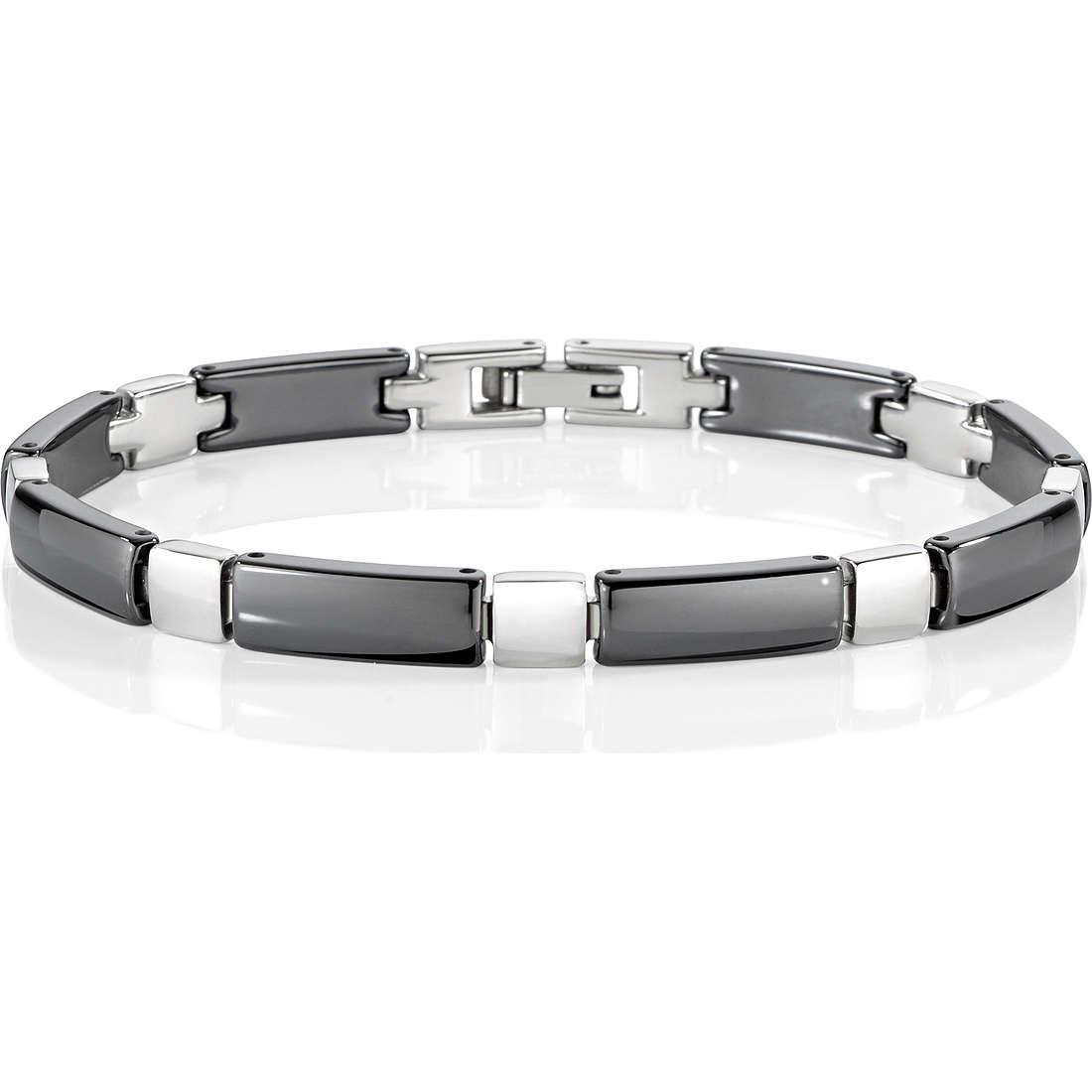 bracelet man jewellery Morellato Ceramic SAEV05