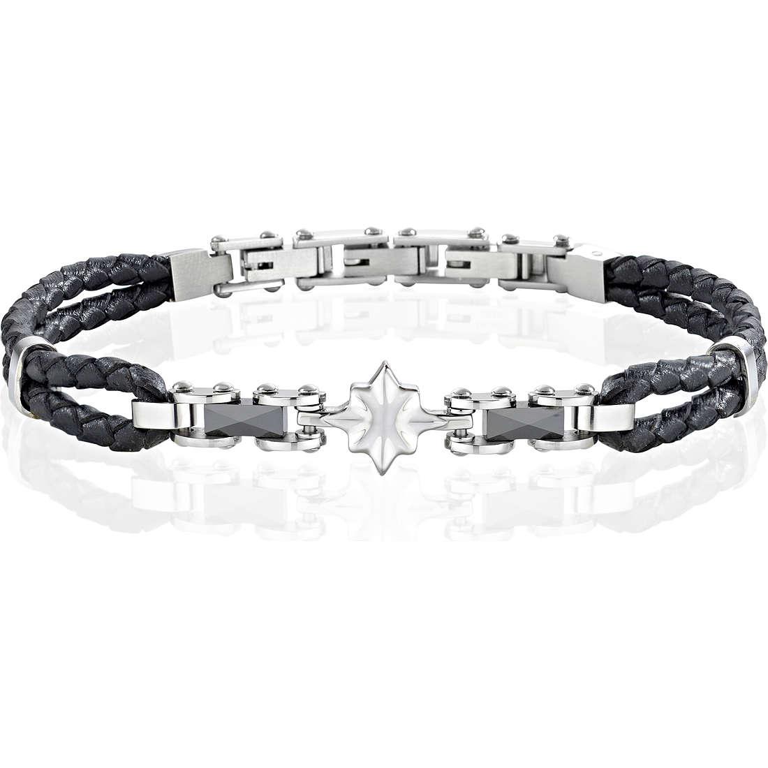 bracelet man jewellery Morellato Ceramic SAEV29
