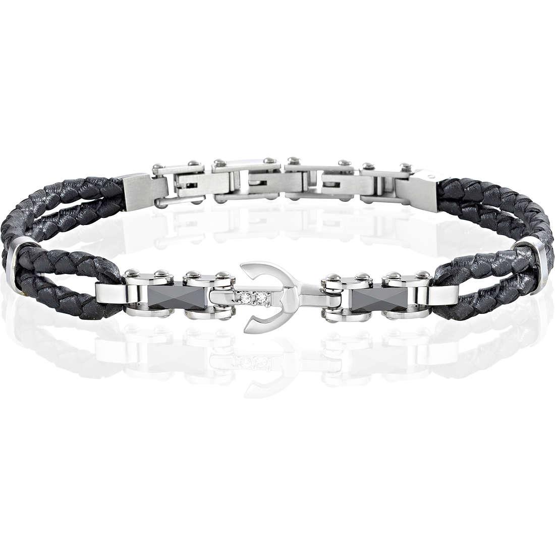 bracelet man jewellery Morellato Ceramic SAEV30