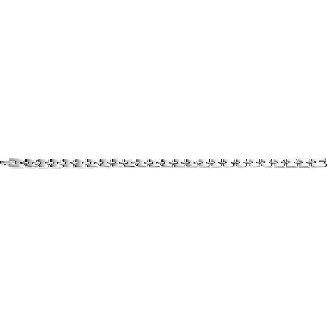 bracelet man jewellery Morellato Cross SKR27