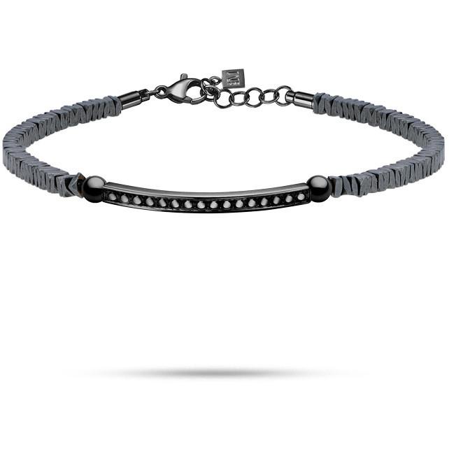 bracelet man jewellery Morellato Ematite SAHT01