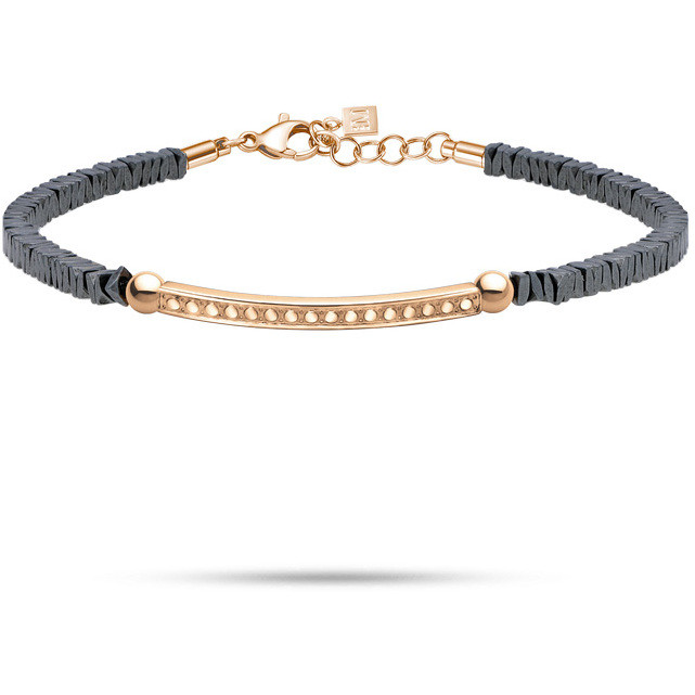 bracelet man jewellery Morellato Ematite SAHT02