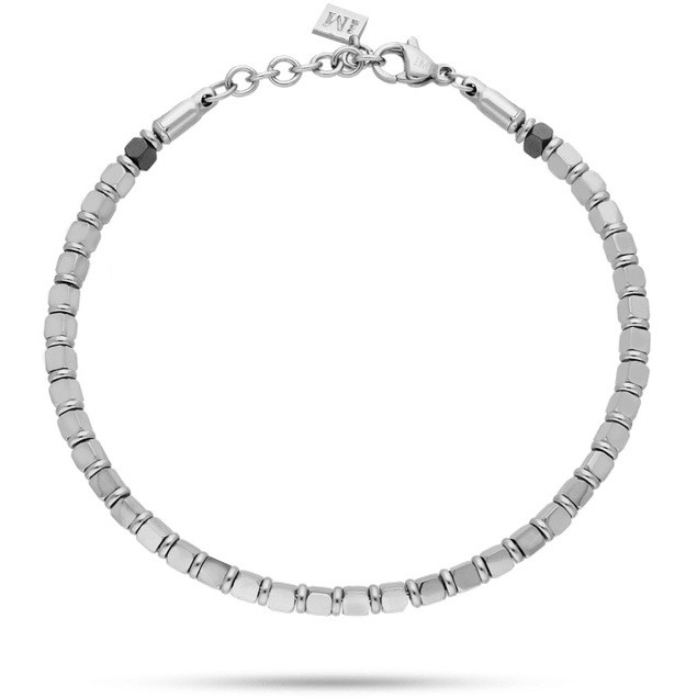bracelet man jewellery Morellato Ematite SAHT04