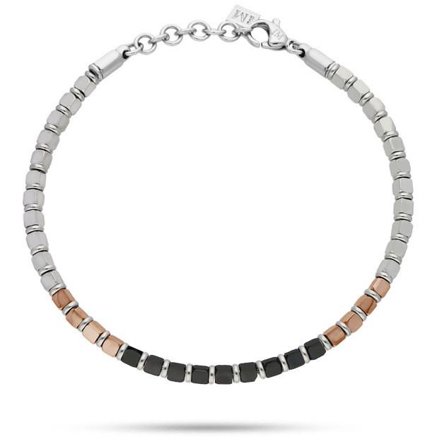 bracelet man jewellery Morellato Ematite SAHT05