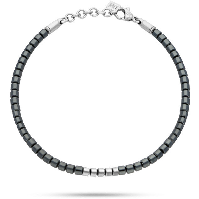 bracelet man jewellery Morellato Ematite SAHT09