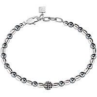 bracelet man jewellery Morellato Ematite SAHT12