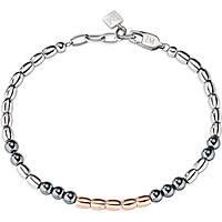 bracelet man jewellery Morellato Ematite SAHT14