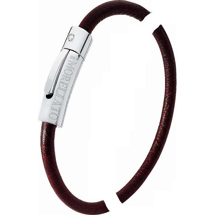 bracelet man jewellery Morellato Link S0416