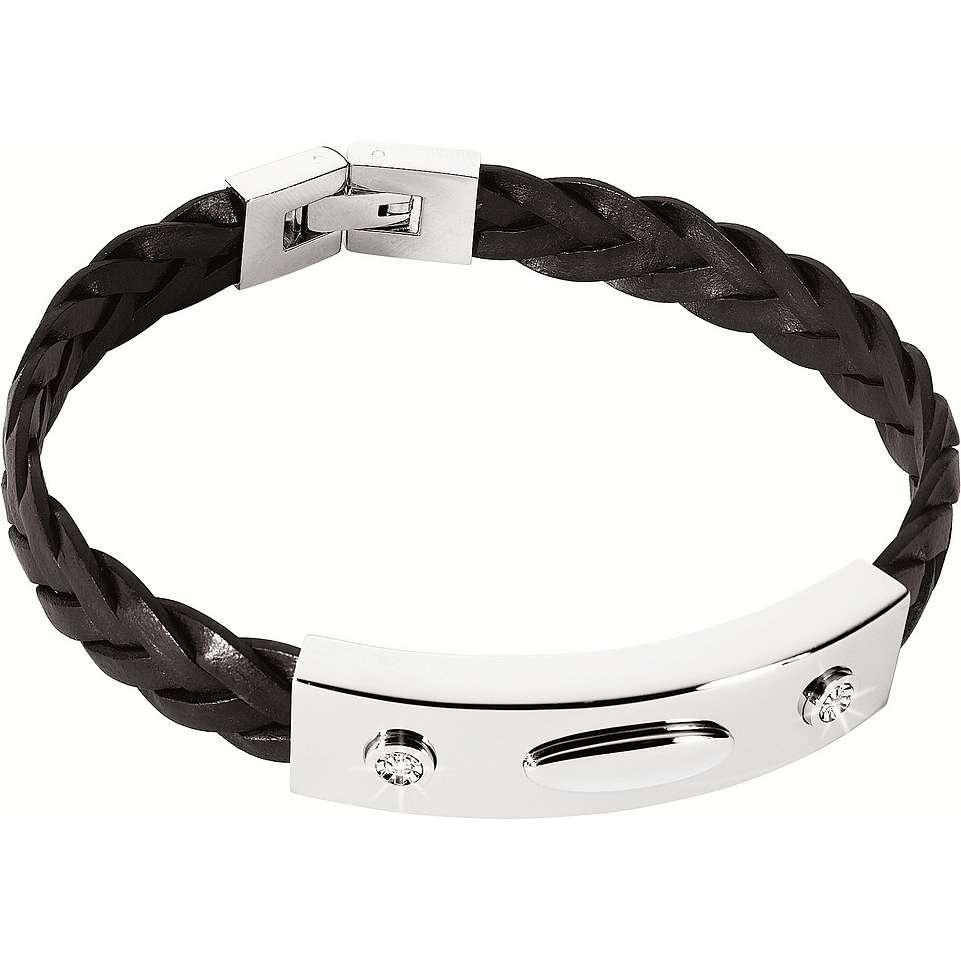 bracelet man jewellery Morellato Master S5907