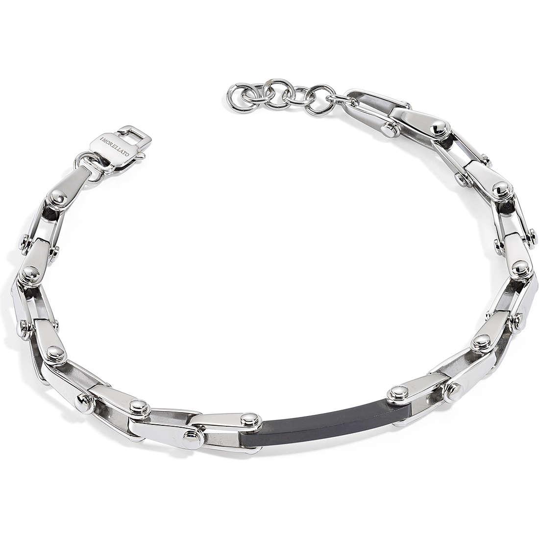 bracelet man jewellery Morellato Motown SAAK05