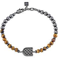 bracelet man jewellery Morellato Nobile SAKB12