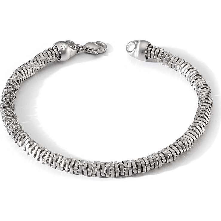 bracelet man jewellery Morellato SHB03