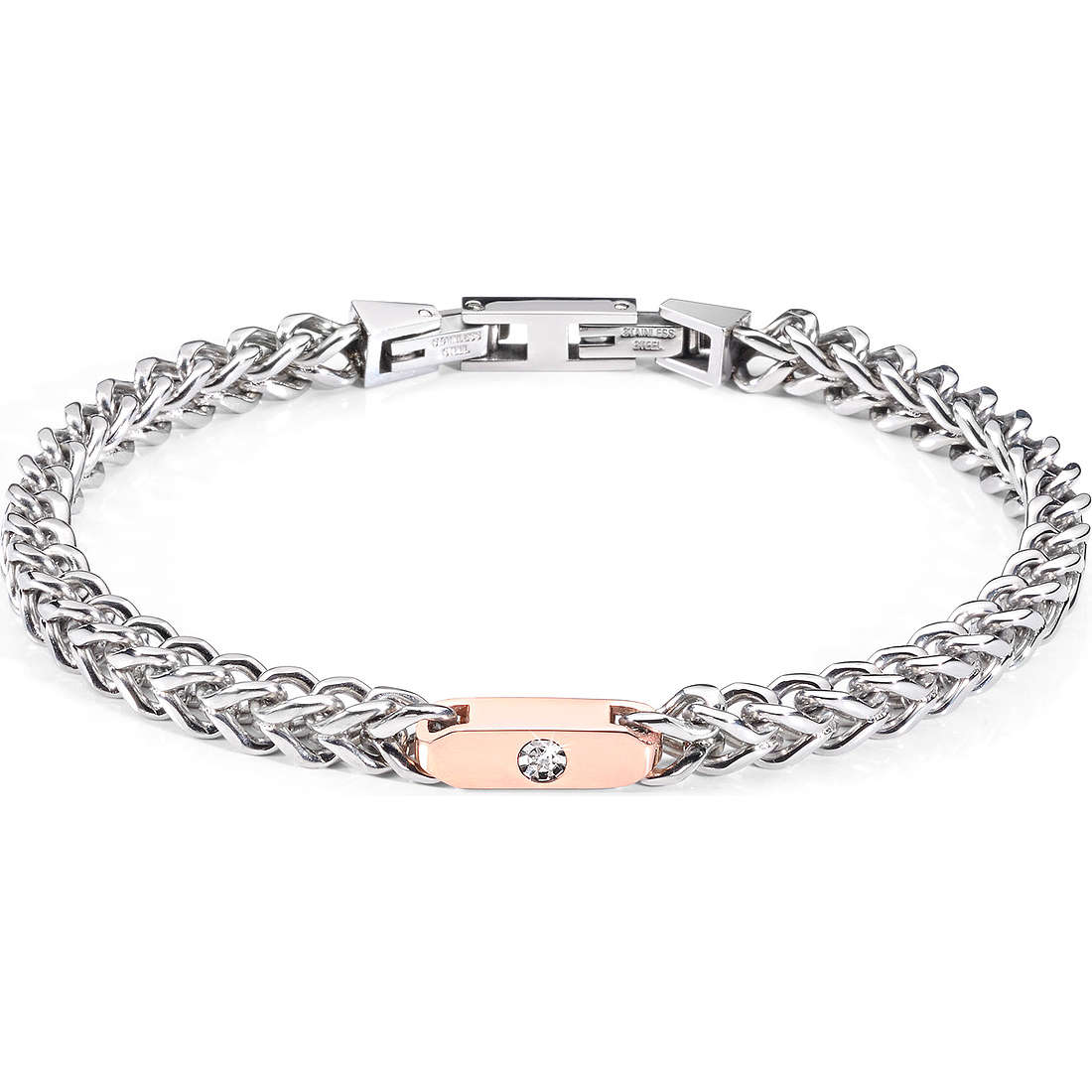 bracelet man jewellery Morellato SJT03