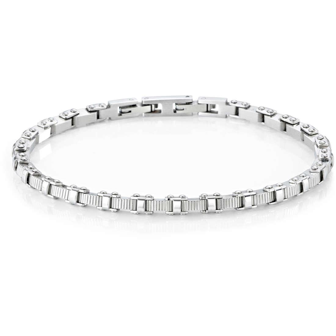 bracelet man jewellery Morellato Stile SAGH11