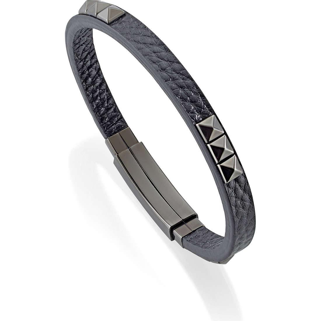 bracelet man jewellery Morellato Studs SADT02
