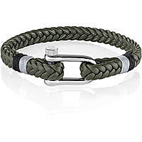 bracelet man jewellery Morellato Vela SAJC11