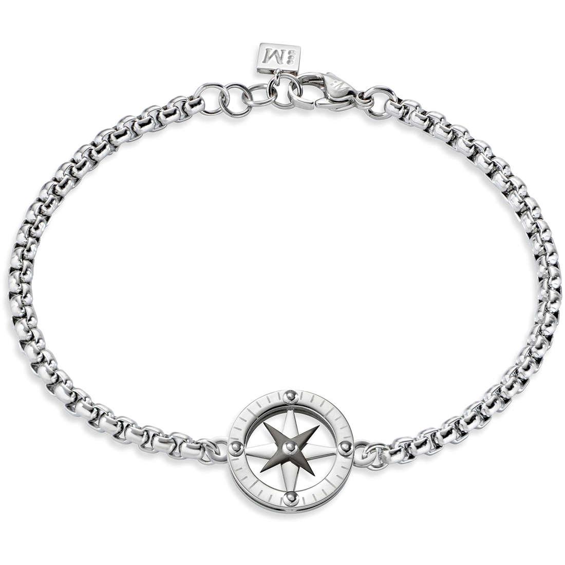 bracelet man jewellery Morellato Versilia SAHB05