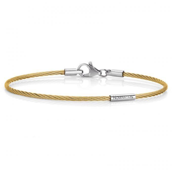 bracelet man jewellery Nomination 024145/002/012