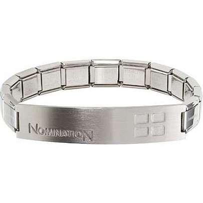 bracelet man jewellery Nomination Trendsetter 021108/006/003