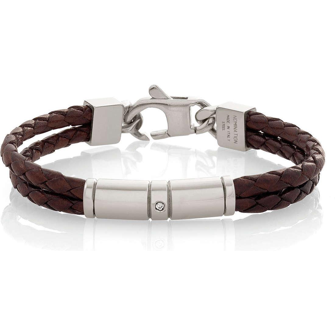 bracelet man jewellery Nomination Tribe 026421/003
