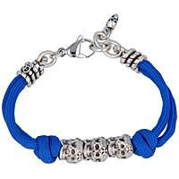 bracelet man jewellery Pietro Ferrante Pesky BA2942 BLX