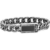 bracelet man jewellery Police Akron S14AKX02B