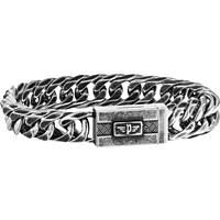 bracelet man jewellery Police Alley S14AKY02B