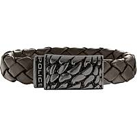 bracelet man jewellery Police Alligator S14AHW04B