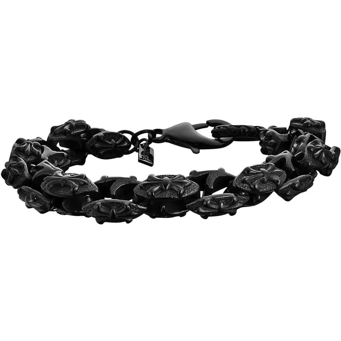 bracelet man jewellery Police Ancient S14AHX02B
